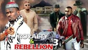 Royalty And Rebellion 3 - 2019